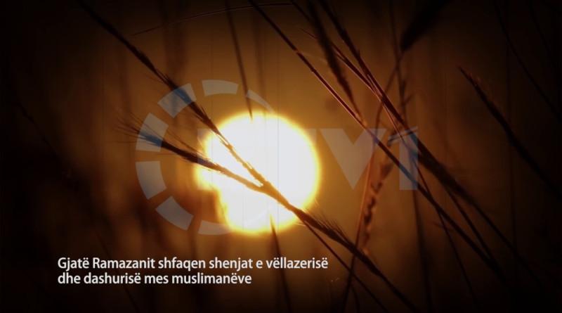 30 Mesime për agjeruesit - Gjate Ramazanit shfaqen shenjat e vellazerise dhe dashurise mes muslim 25