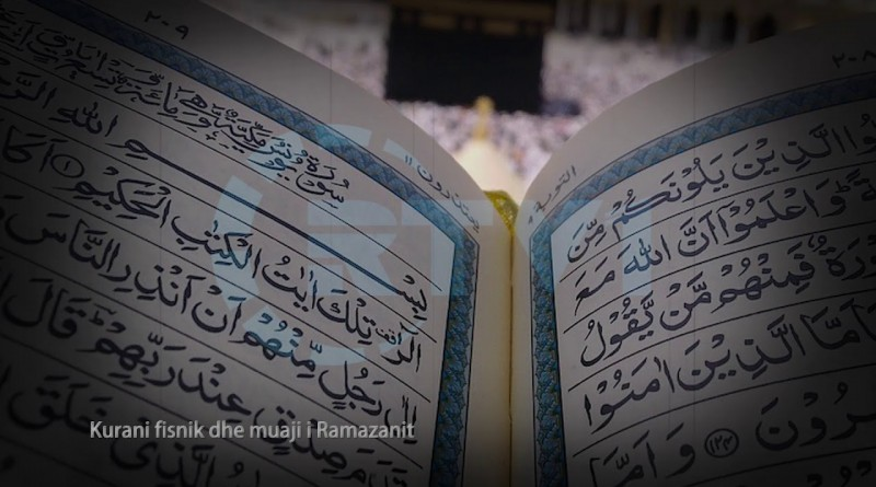 30 Mesime per agjeruesit - Kurani Fisnik dhe muaji i Ramazanit 03