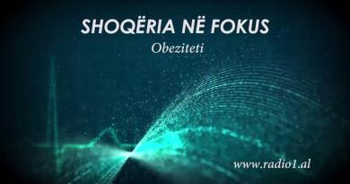 Shoqeria ne fokus   Obeziteti - Dr. Estela Elezi
