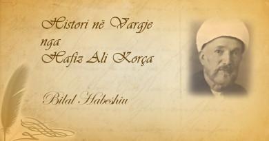 200 Histori në vargje   Hafiz Ali Korça   Bilal Habeshiu