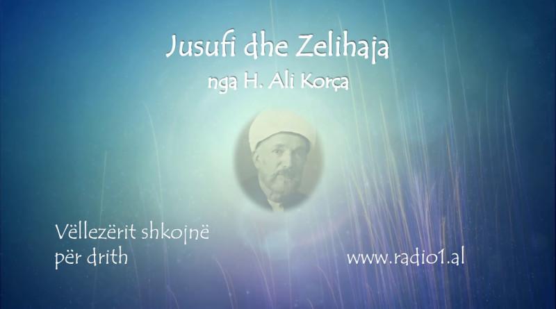 Jusufi dhe Zelihaja Vellezerit shkojne per drith 12