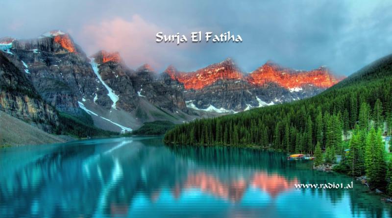 Alfred Trebicka - Kuran shqip   El Fatiha 001