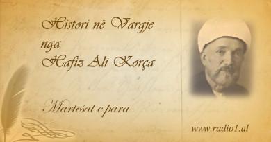 Histori ne vargje   Hafiz Ali Korca  Martesat e para 09