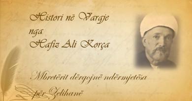 Histori në vargje Hafiz Ali Korça 31 Mbretërit dërgojnë ndermjetësa për Zelihanë