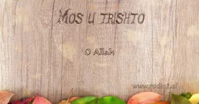 Mos u Trishto  O Allah 01