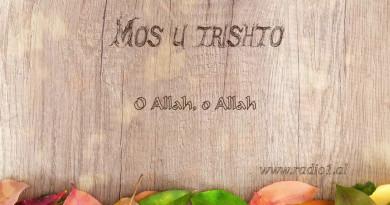Mos u Trishto    45 O Allah O Allah