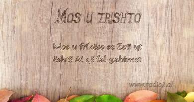 Mos u Trishto   Mos u frikeso se Zoti yt eshte Ai qe fal gabimet 12