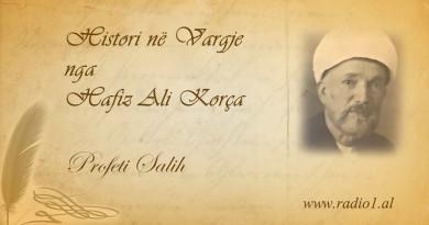 Histori ne vargje   Hafiz Ali Korca   015 Profeti Salih