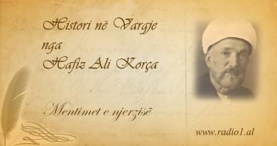 Histori ne vargje   Hafiz Ali Korca   Mendimet e njerzisë 006