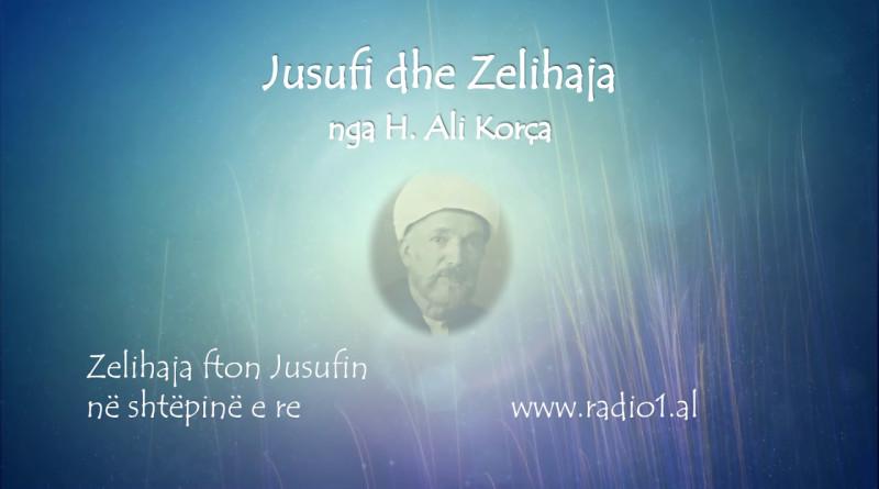 Jusufi dhe Zelihaja Zelihaja fton Jusufin ne shtepine e re 06