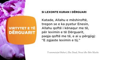 Si lexonte Kuran i derguari 254