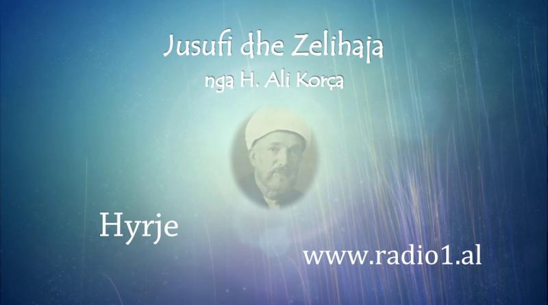 Jusufi dhe Zelihaja Hyrje 01