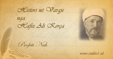Histori ne vargje   Hafiz Ali Korca   Profeti Nuh 12