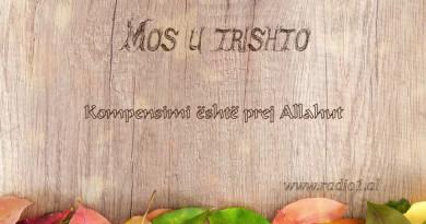 Mos u Trishto   Kompensimi eshte prej Allahut  04