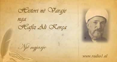 Histori ne vargje   Hafiz Ali Korca   Një ngjarje 005