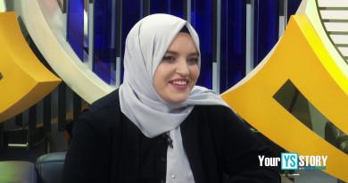 Suela Mehmeti ne YourStory